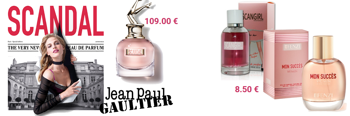 Gaultier Scandal