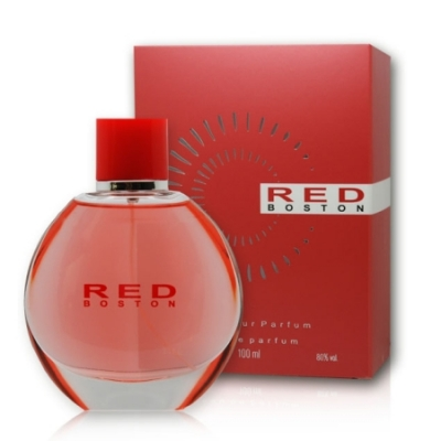 Cote Azur Red Boston Woman - Eau de Parfum para Mujer 100 ml