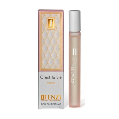 JFenzi Cest La Vie - Eau de Parfum roll-on 10 ml