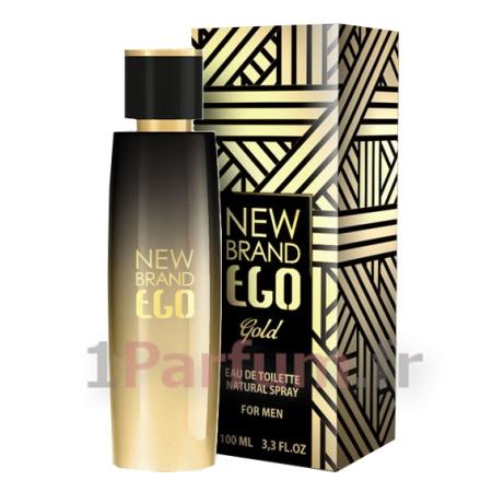 56f37baba New Brand Ego Gold - Eau de Toilette para Hombre - 1Parfum.es